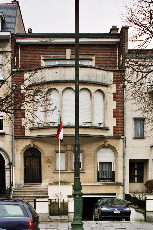 Avenue Franklin Roosevelt 124., 2006