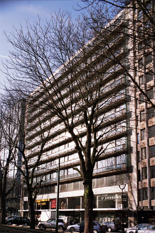 Avenue Louise 477-485., 2005