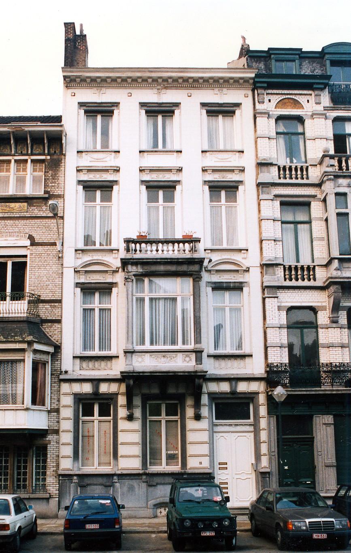 Avenue Adolphe Demeur 11., 1994