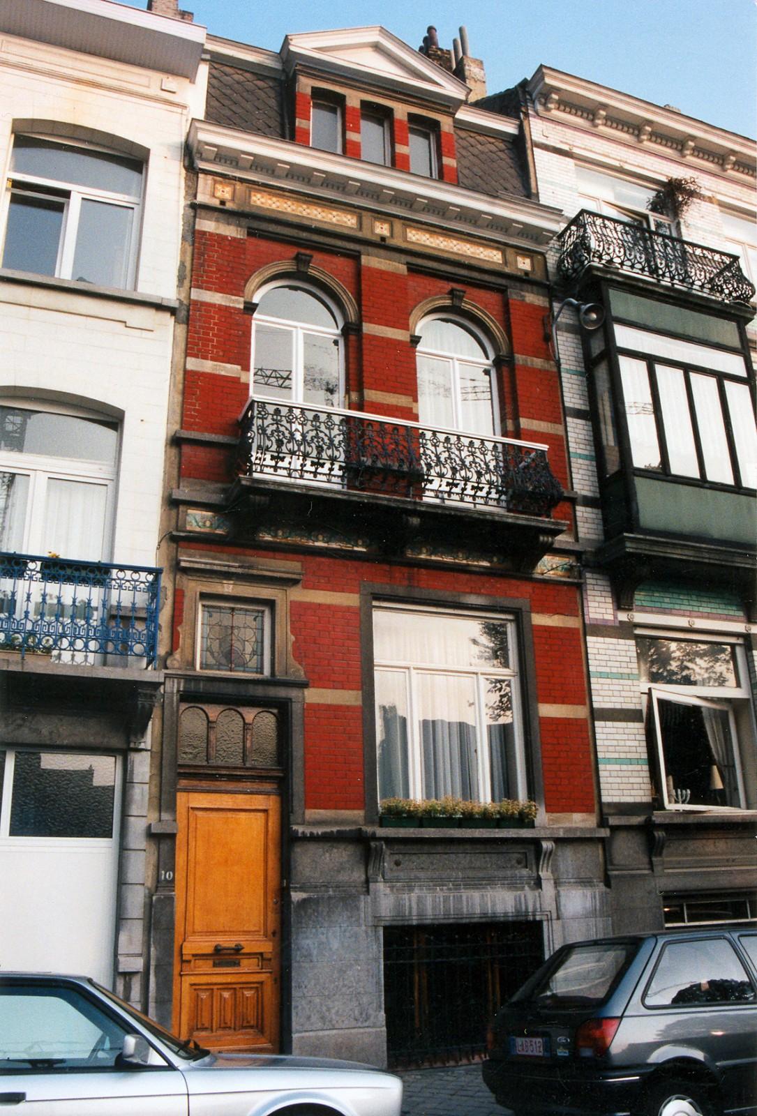 Rue Africaine 10., 1995