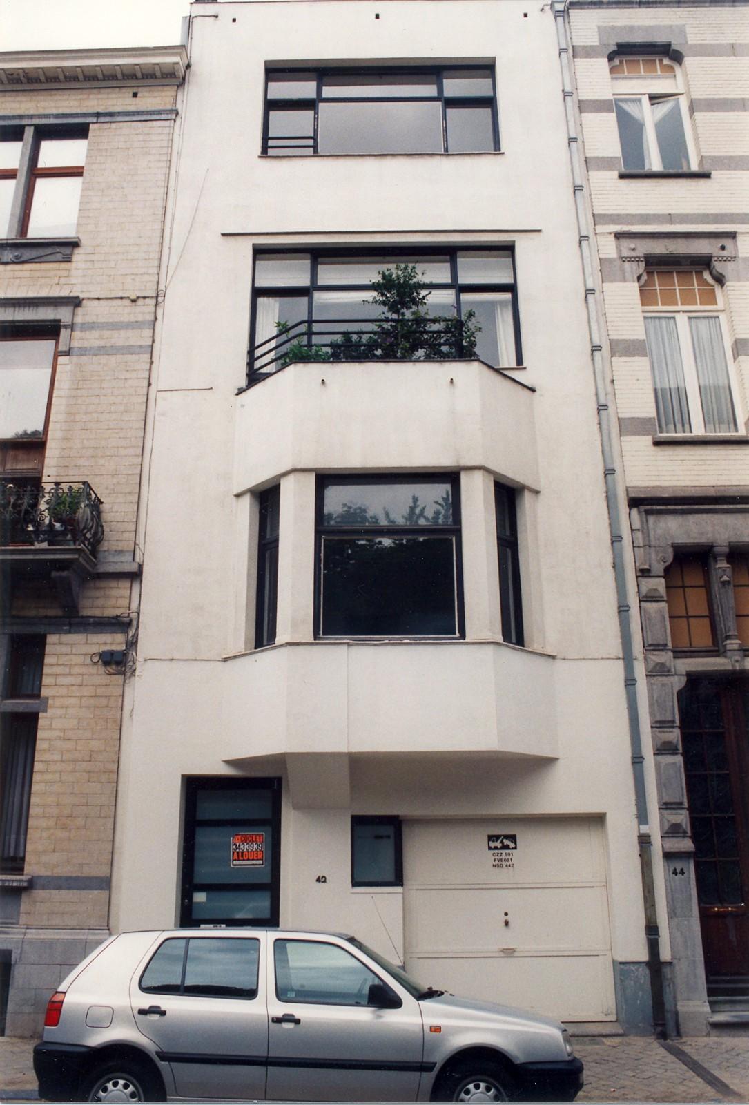 Rue Africaine 42., 1996