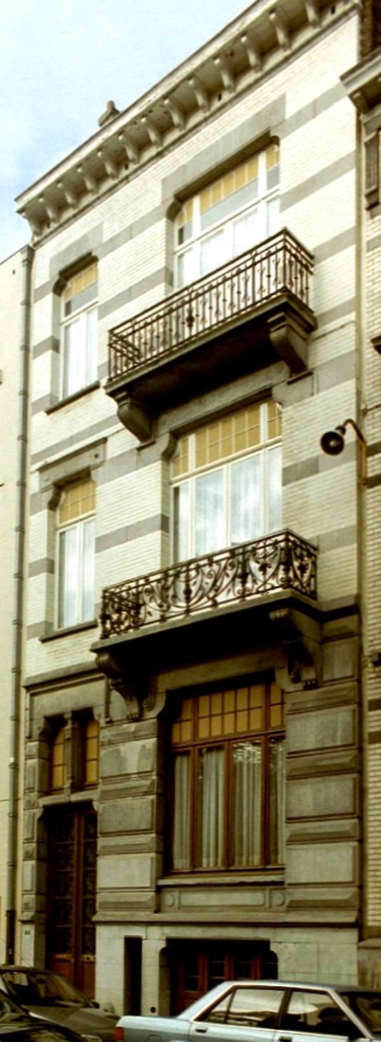 Rue Africaine 44., 2004