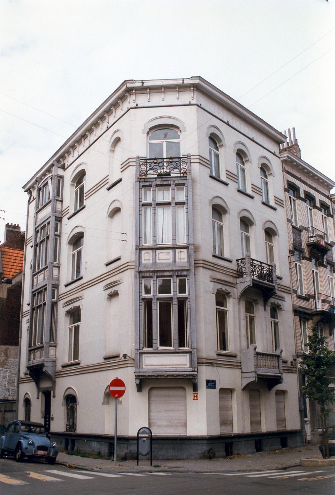 Rue Africaine 60., 1998