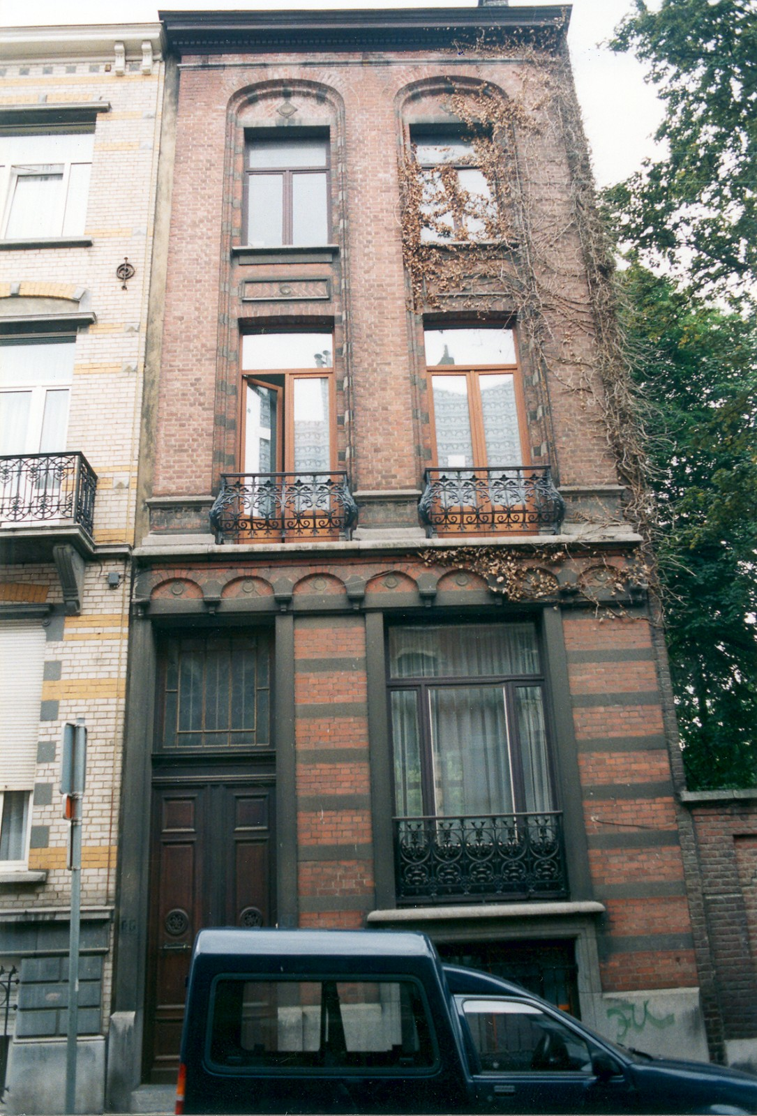 Rue Africaine 66., 1996