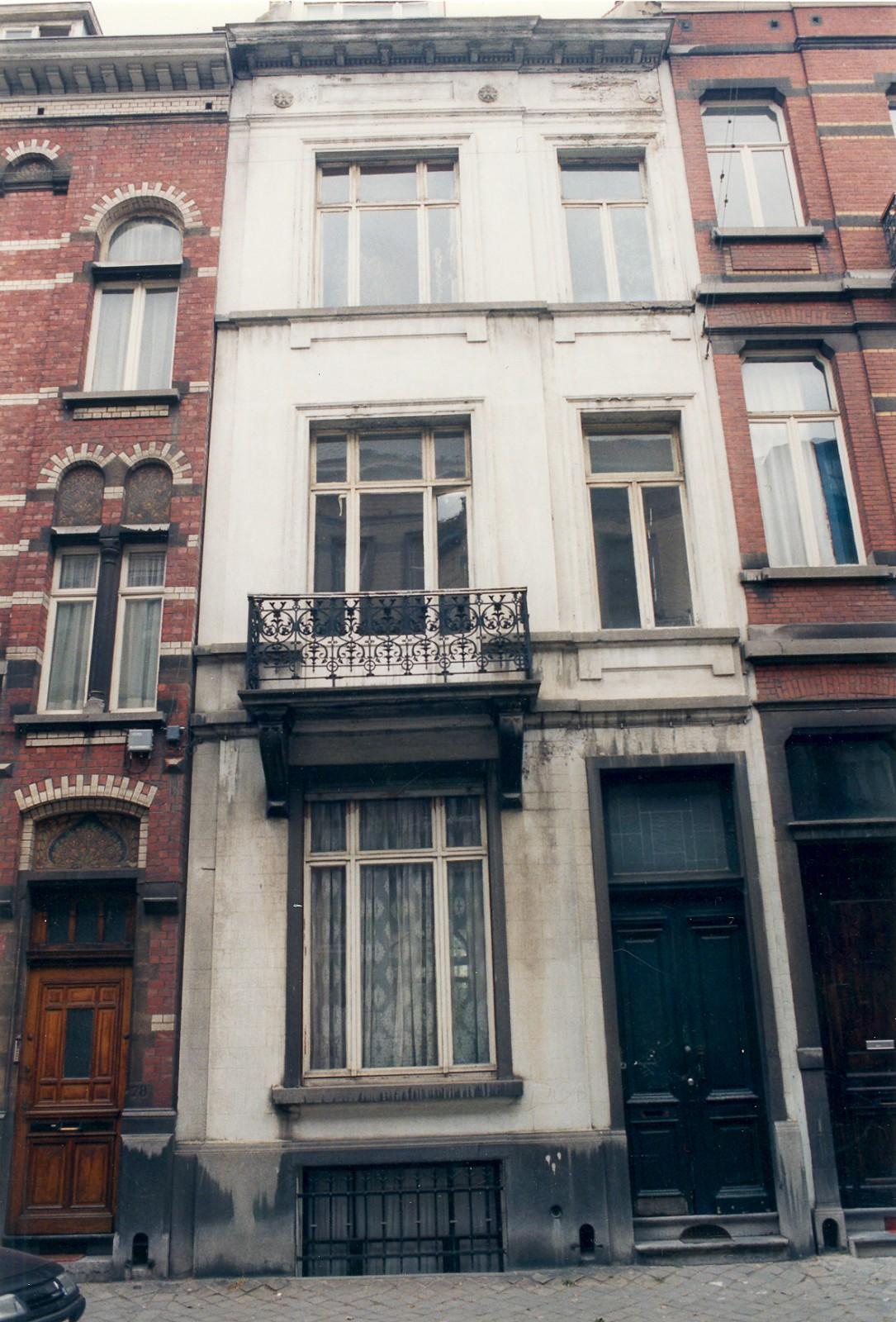 Rue Africaine 80., 1996