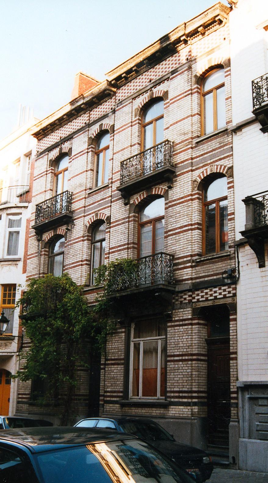 Rue d\'Albanie 16, 18., 2002