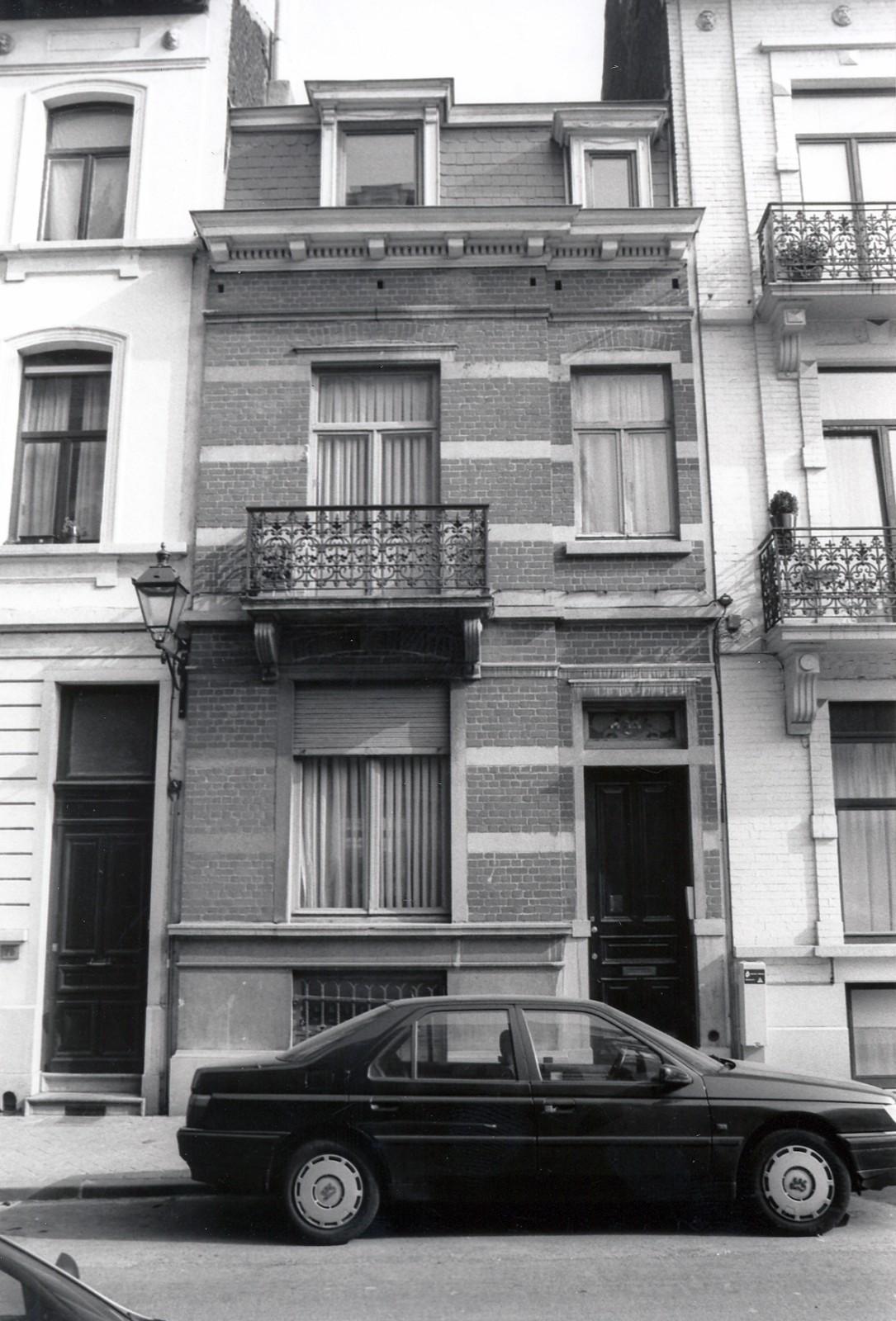 Rue d\'Albanie 72., 2002