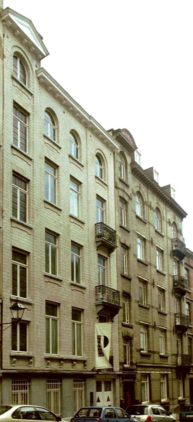 Rue Alfred Cluysenaer 2, 4., 2004