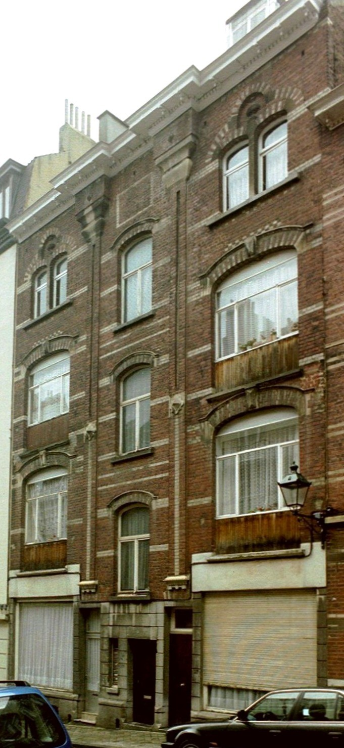 Alfred Cluysenaerstraat 37-41., 2004