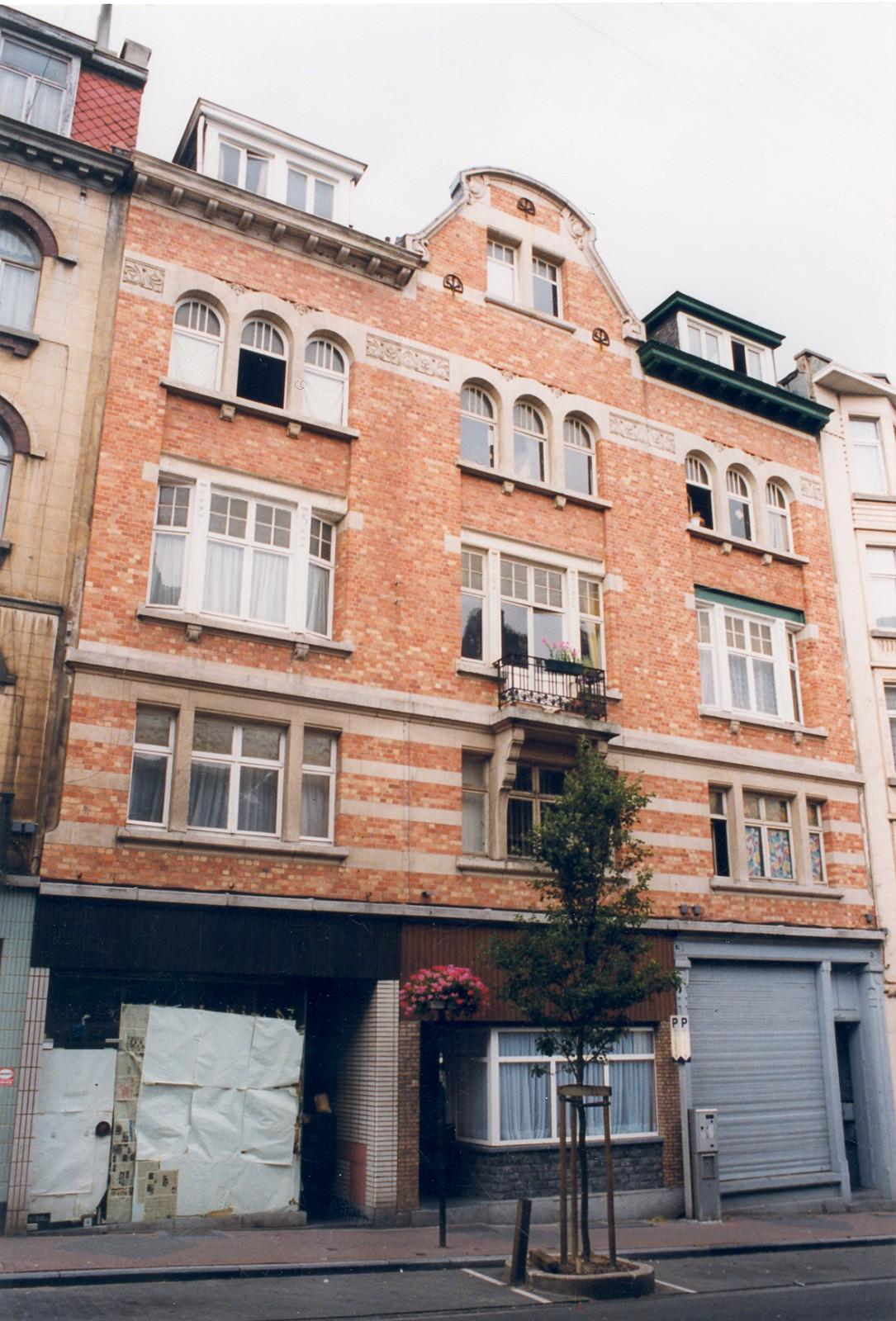 Chaussée d\'Alsemberg 113, 111 et 109., 1999