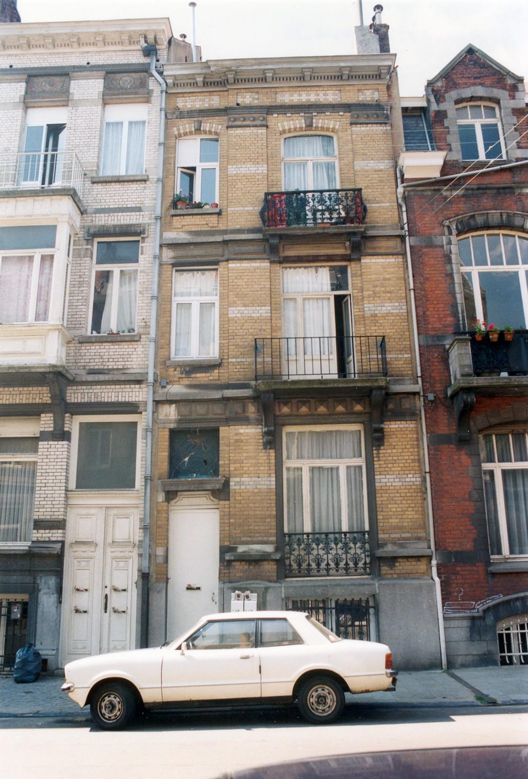 Rue Américaine 31., 1996