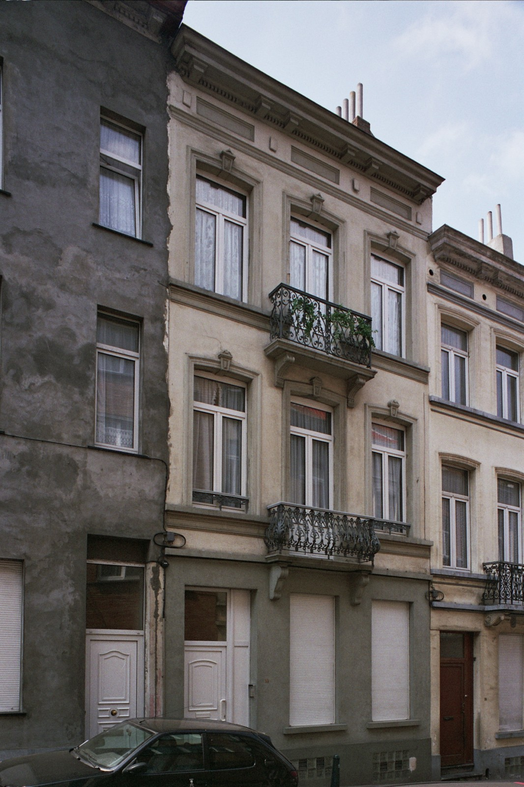 Rue d\'Andenne 55., 2004
