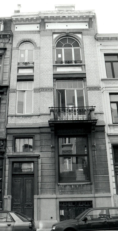 Rue Antoine Bréart 54., 2002