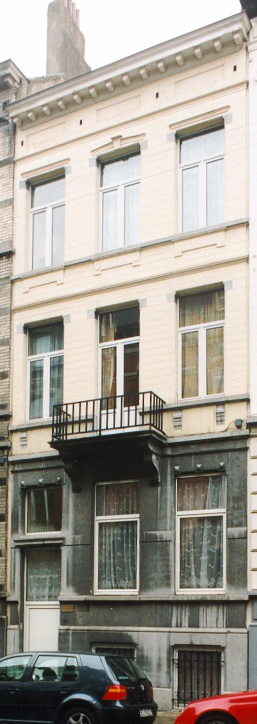 Rue Antoine Bréart 70., 2003