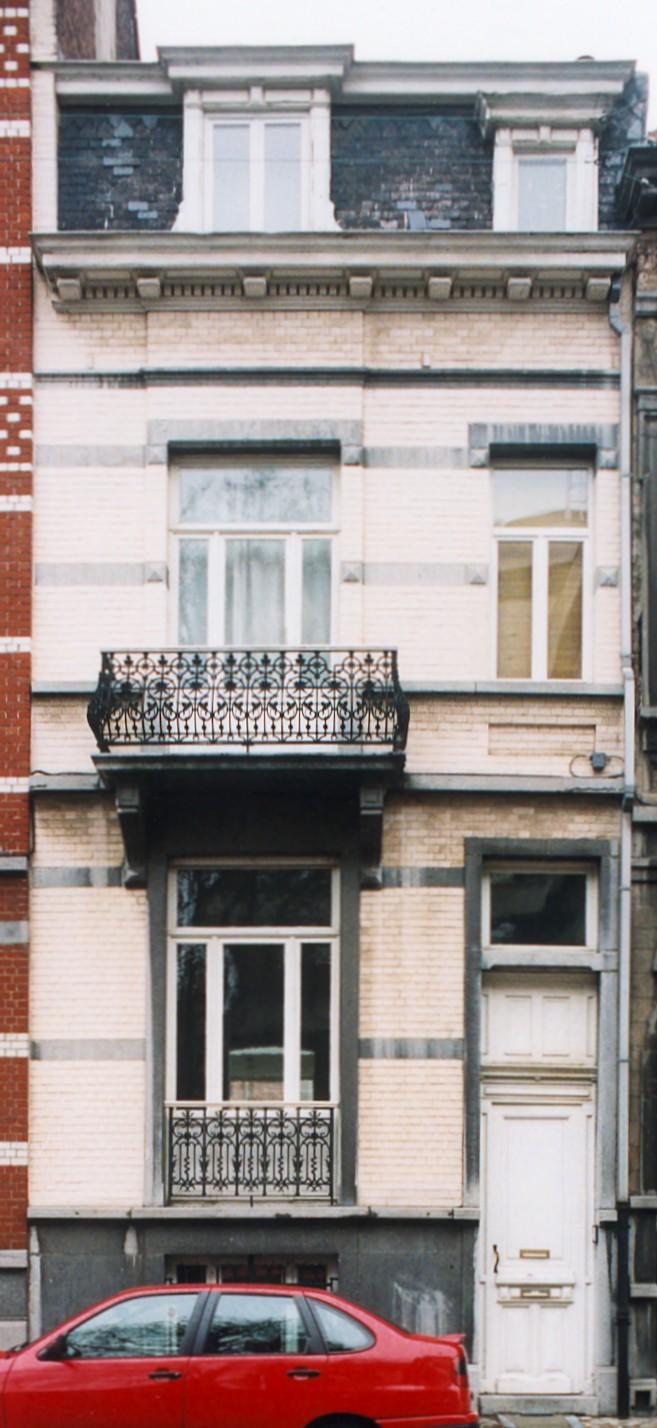 Rue Antoine Bréart 111., 2003