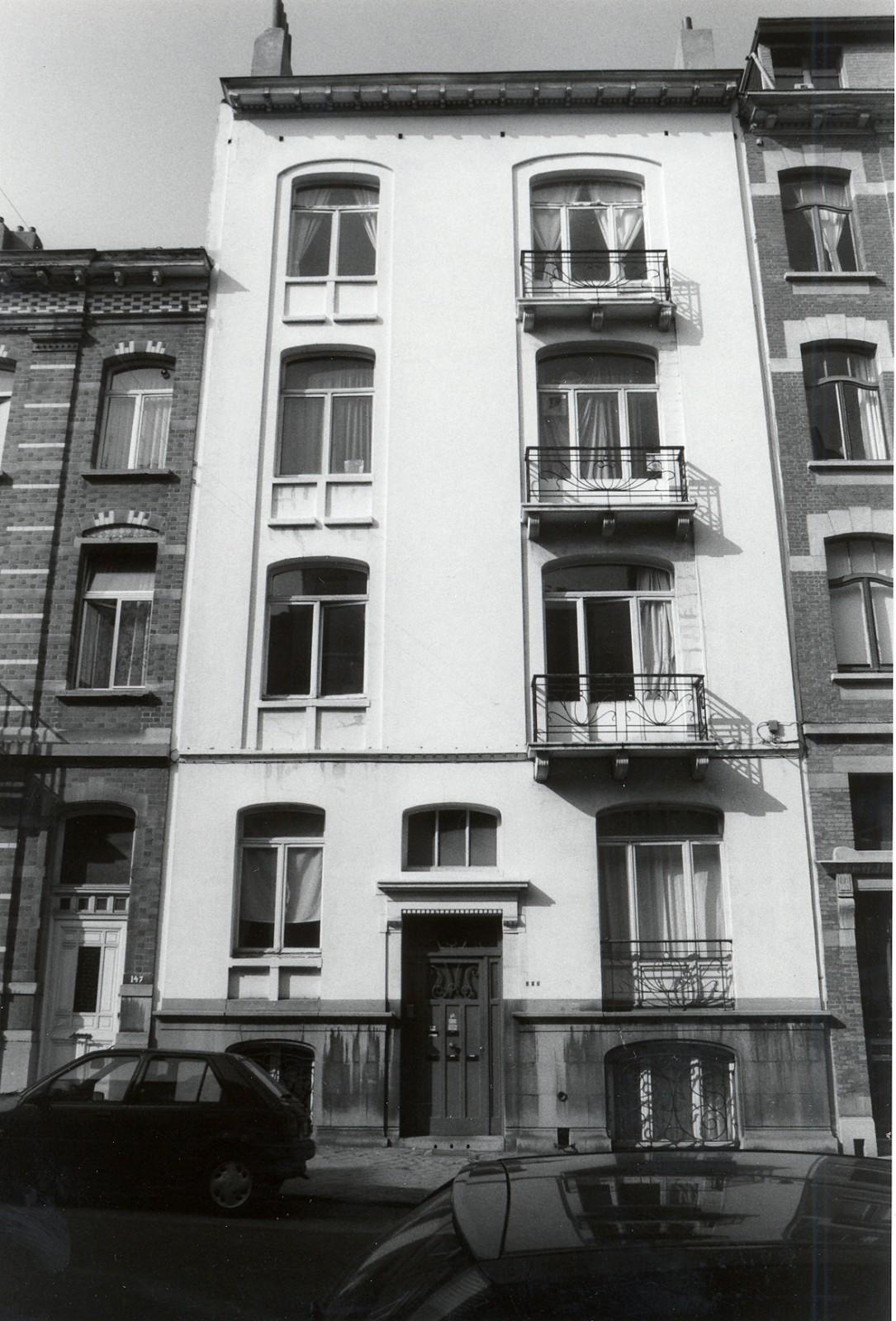Rue Antoine Bréart 145., 2002