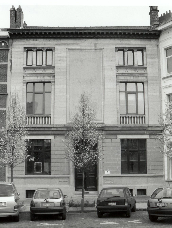 Place Antoine Delporte 2., 2002