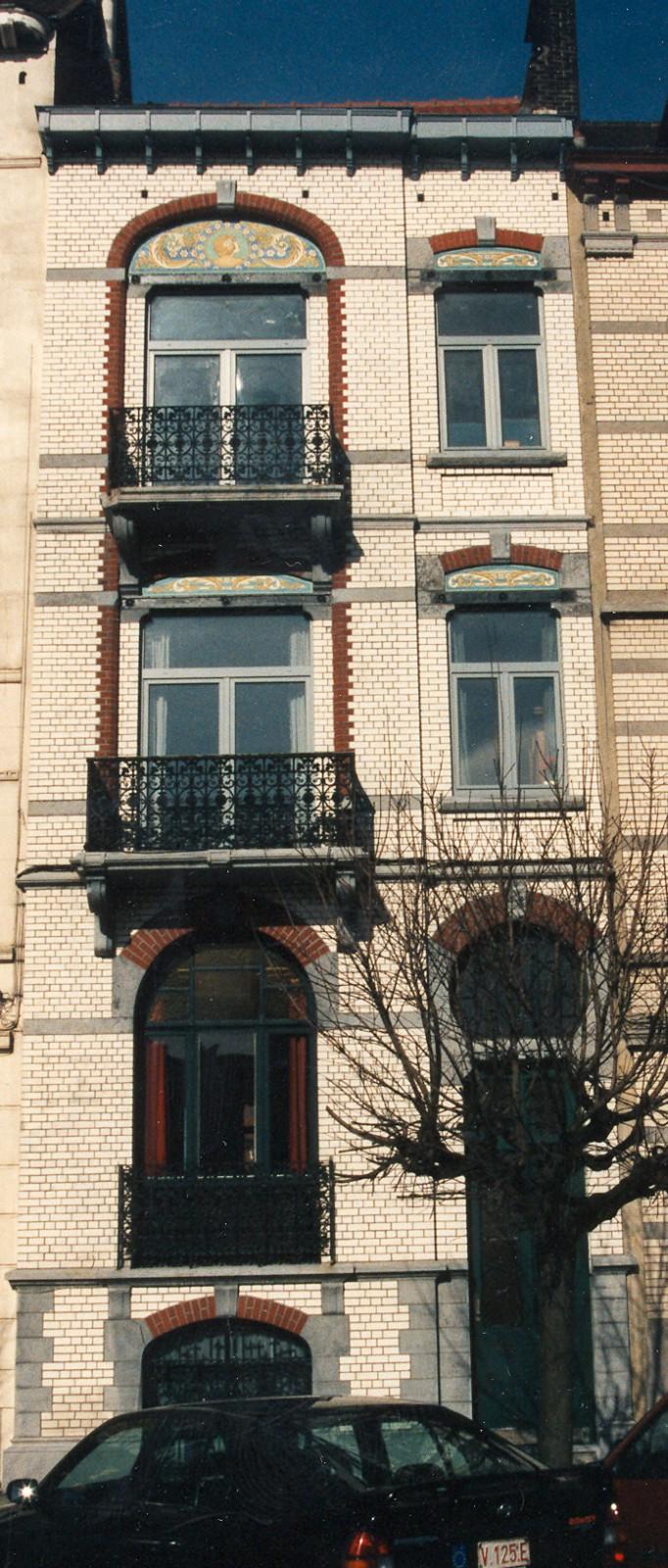 Place Antoine Delporte 5., 1995