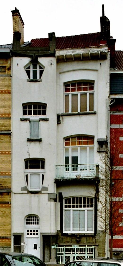 Place Antoine Delporte 17., 2003