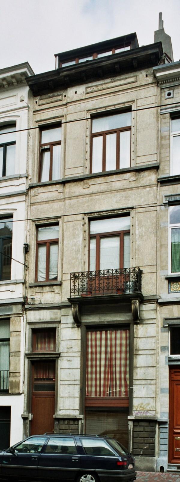 Rue de l\'Aqueduc 18., 2004