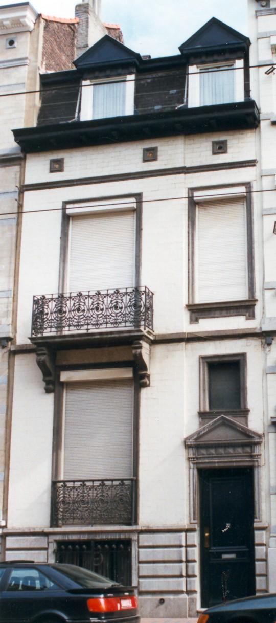 Rue de l'Aqueduc 22., 1998