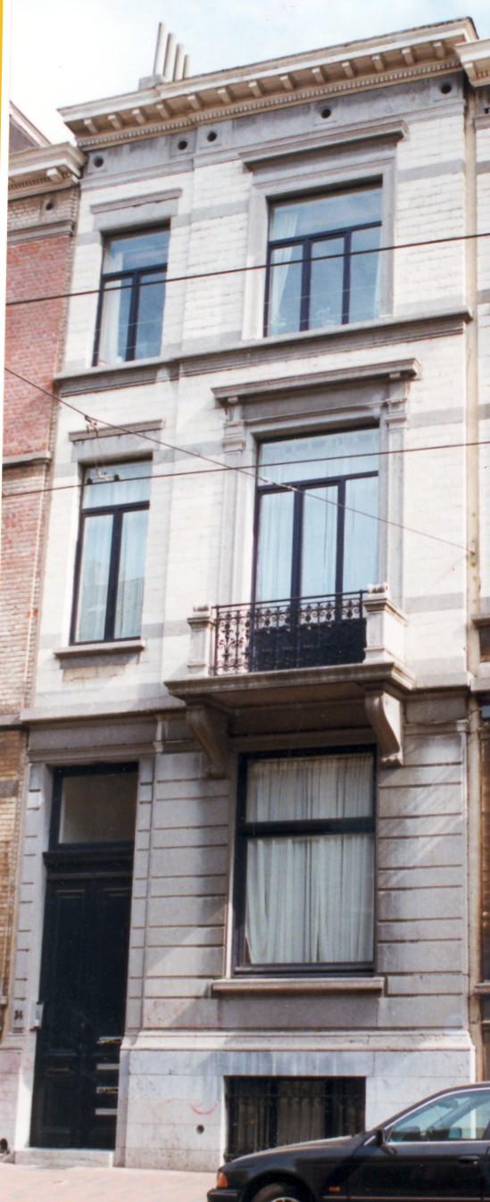 Rue de l'Aqueduc 34., 1998