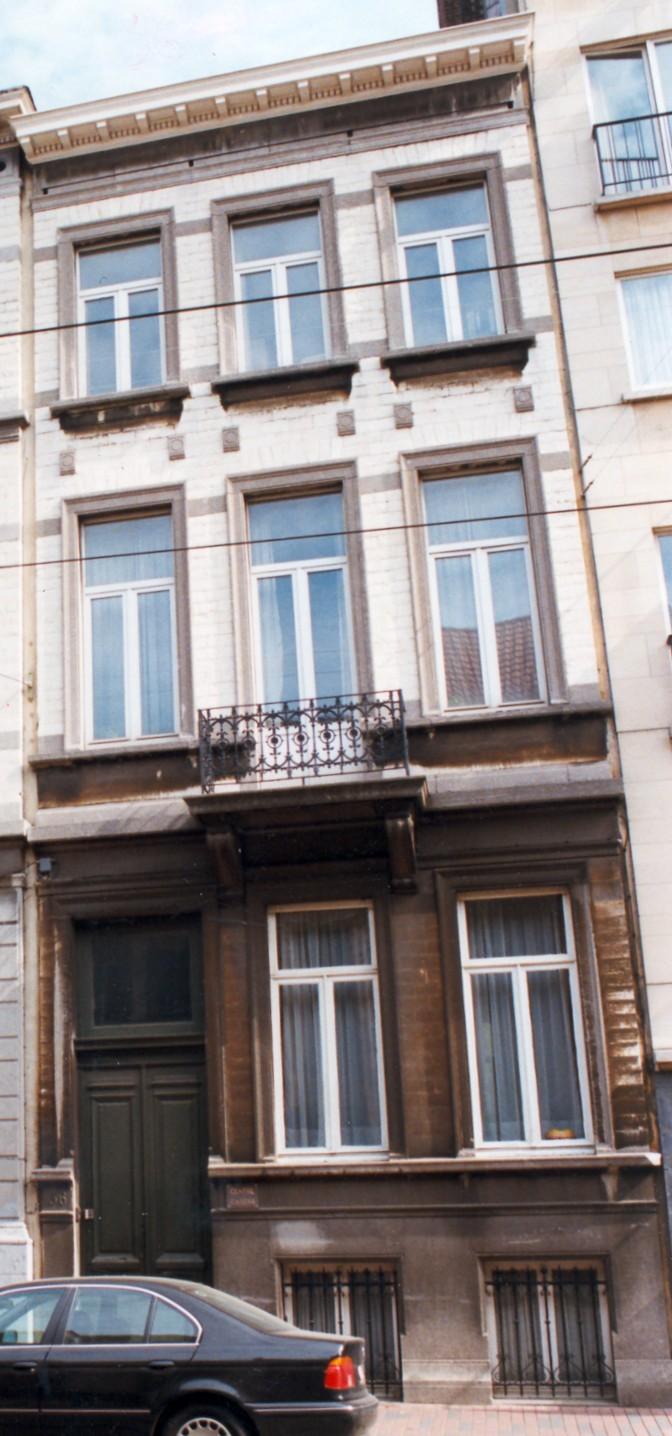 Rue de l'Aqueduc 36., 1998