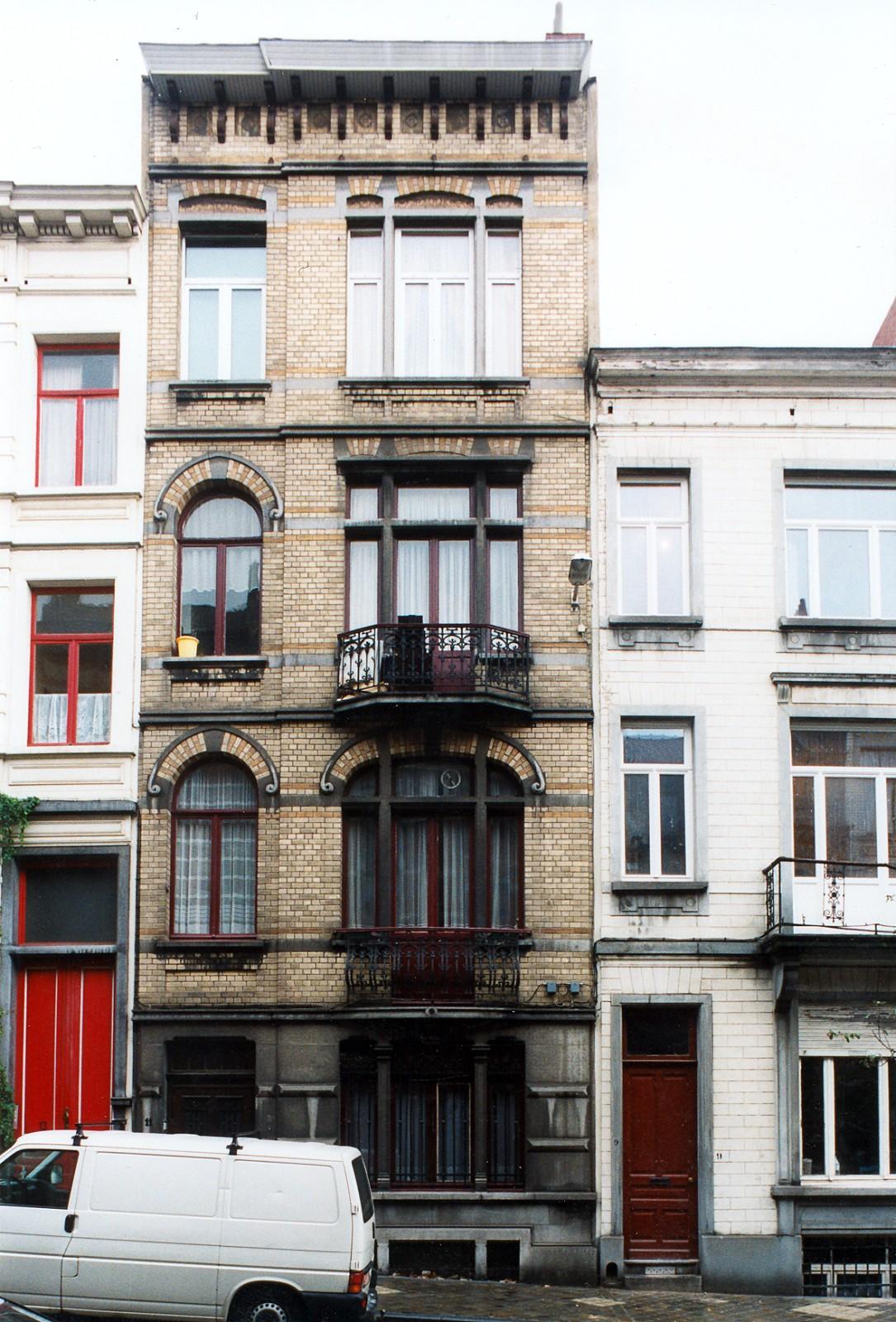 Rue Arthur Diderich 11., 2003