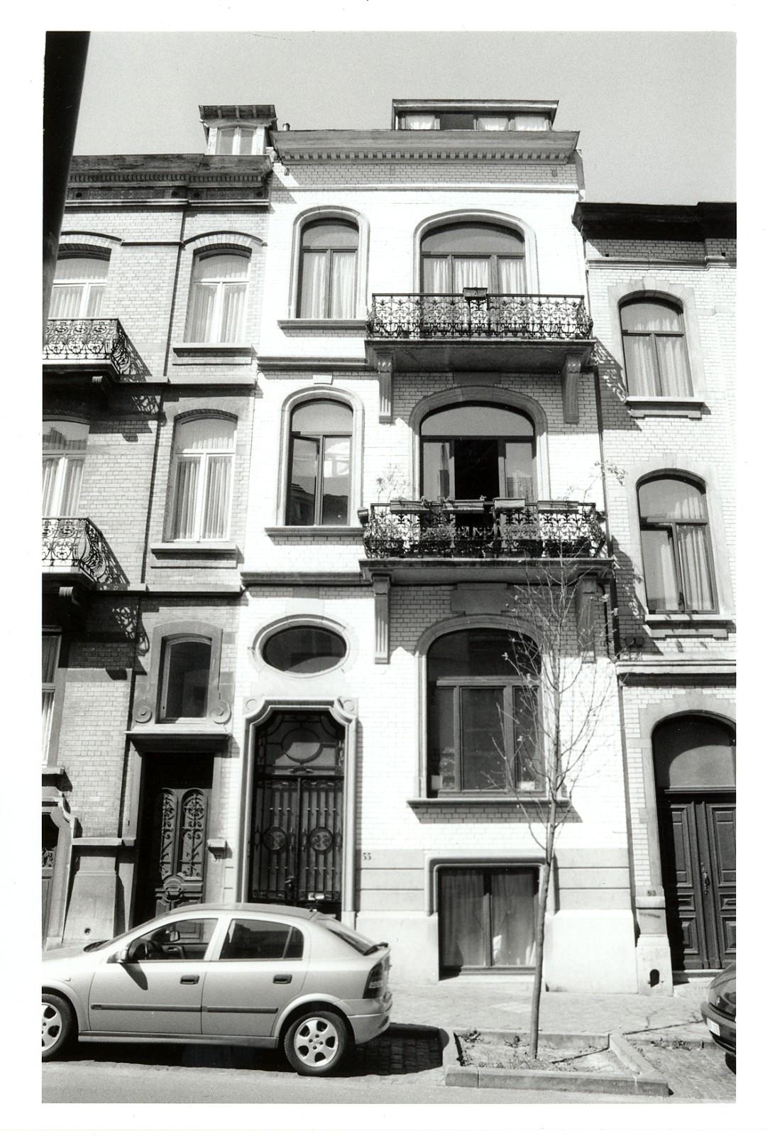 Rue Arthur Diderich 55., 2002