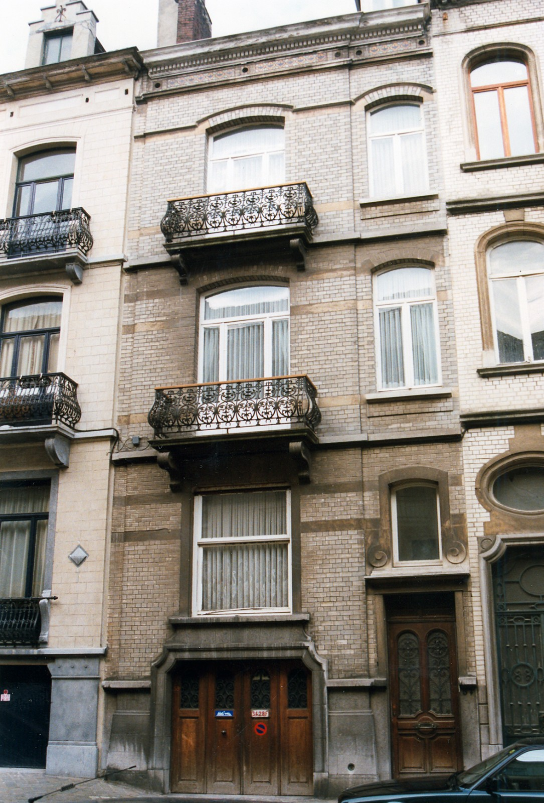 Rue Arthur Diderich 57-59., 1998