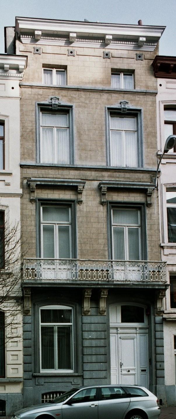Rue Berckmans 5., 2004