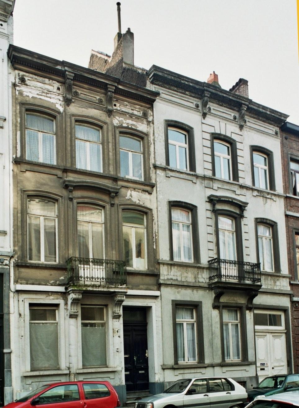Rue Berckmans 6, 8., 2004