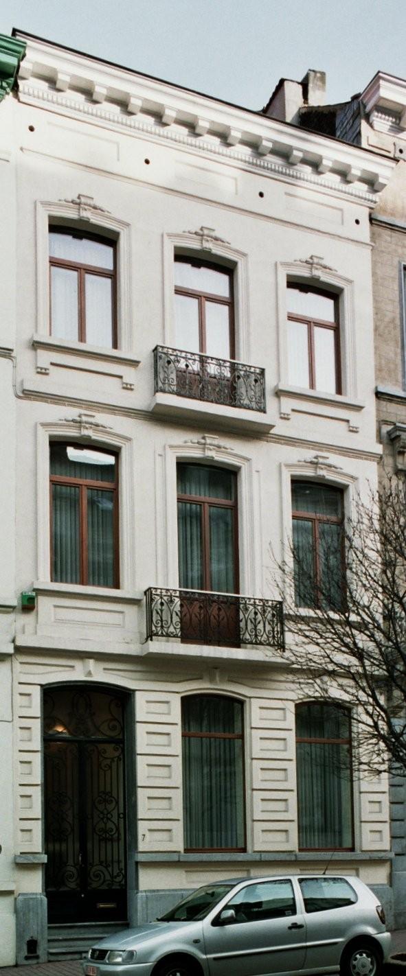 Berckmansstraat 7., 2004