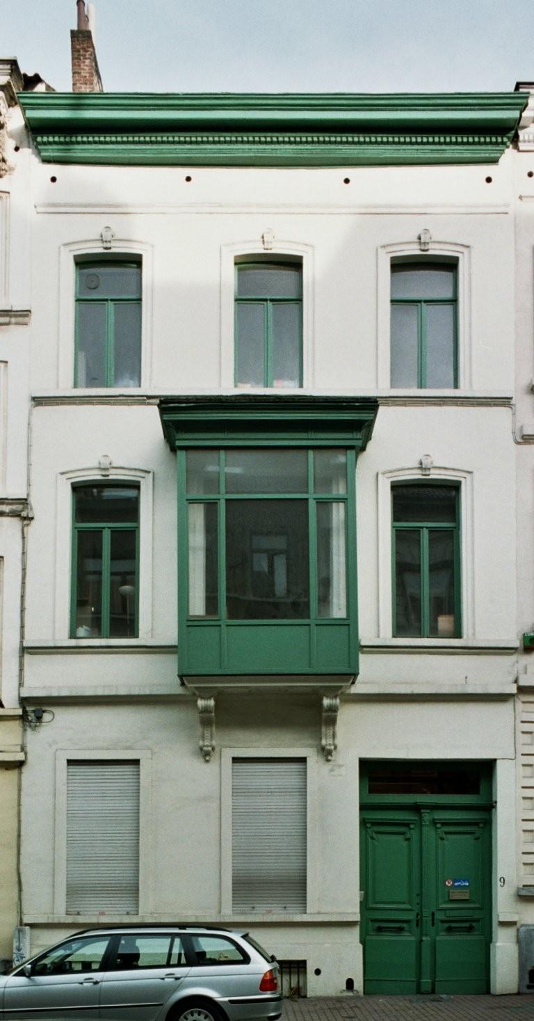 Berckmansstraat 9., 2004