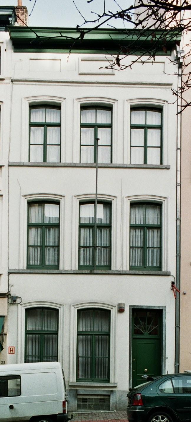 Berckmansstraat 21., 2004