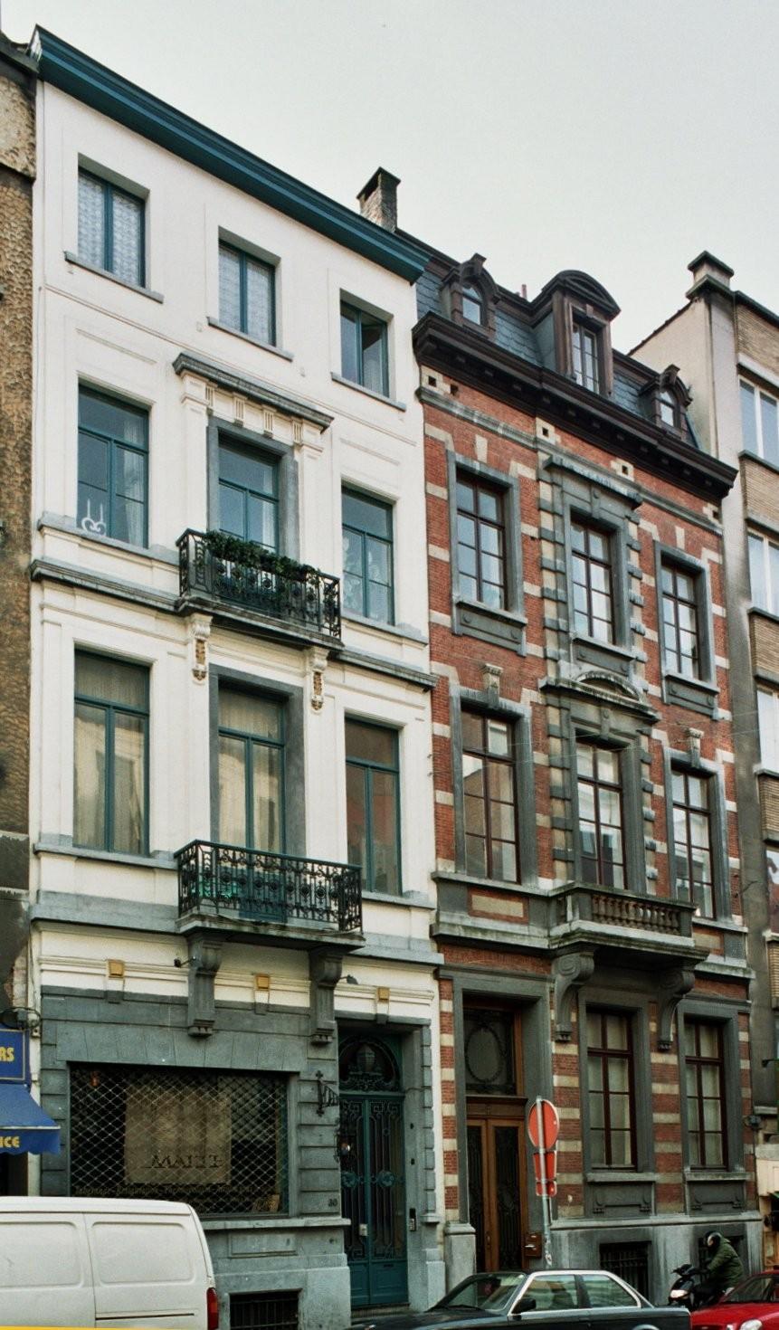 Berckmansstraat 30, 32., 2004