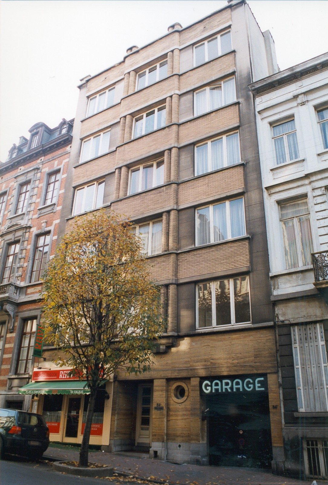 Berckmansstraat 34-34a-34b., 1999