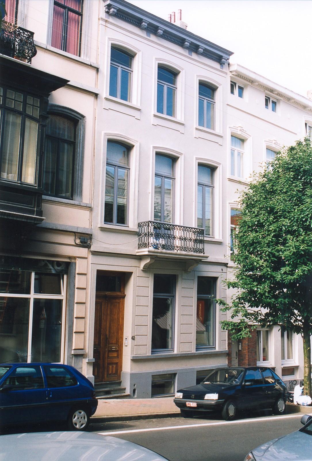 Berckmansstraat 42., 2003