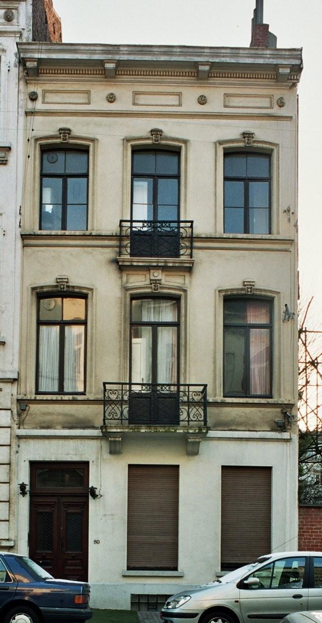 Rue Berckmans 80., 2004