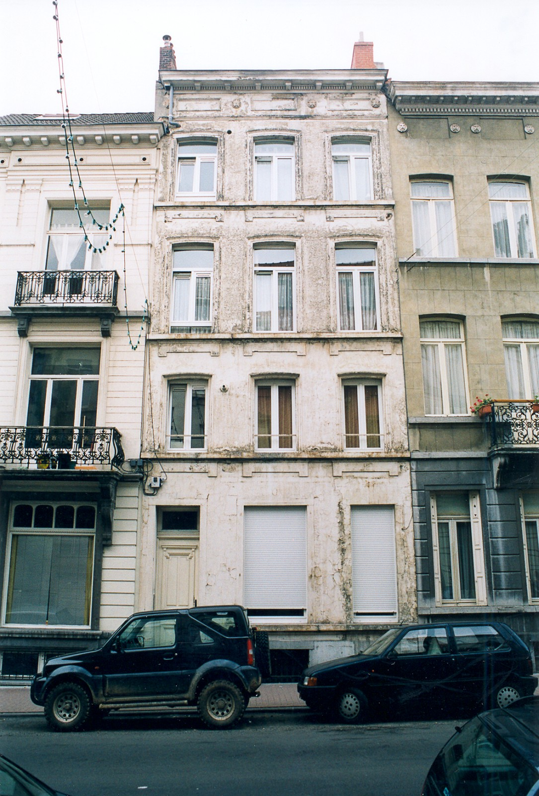 Rue Berckmans 127., 2003
