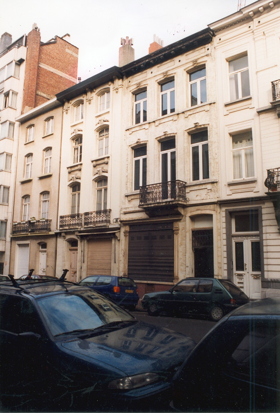 Rue Berckmans 131., 1999