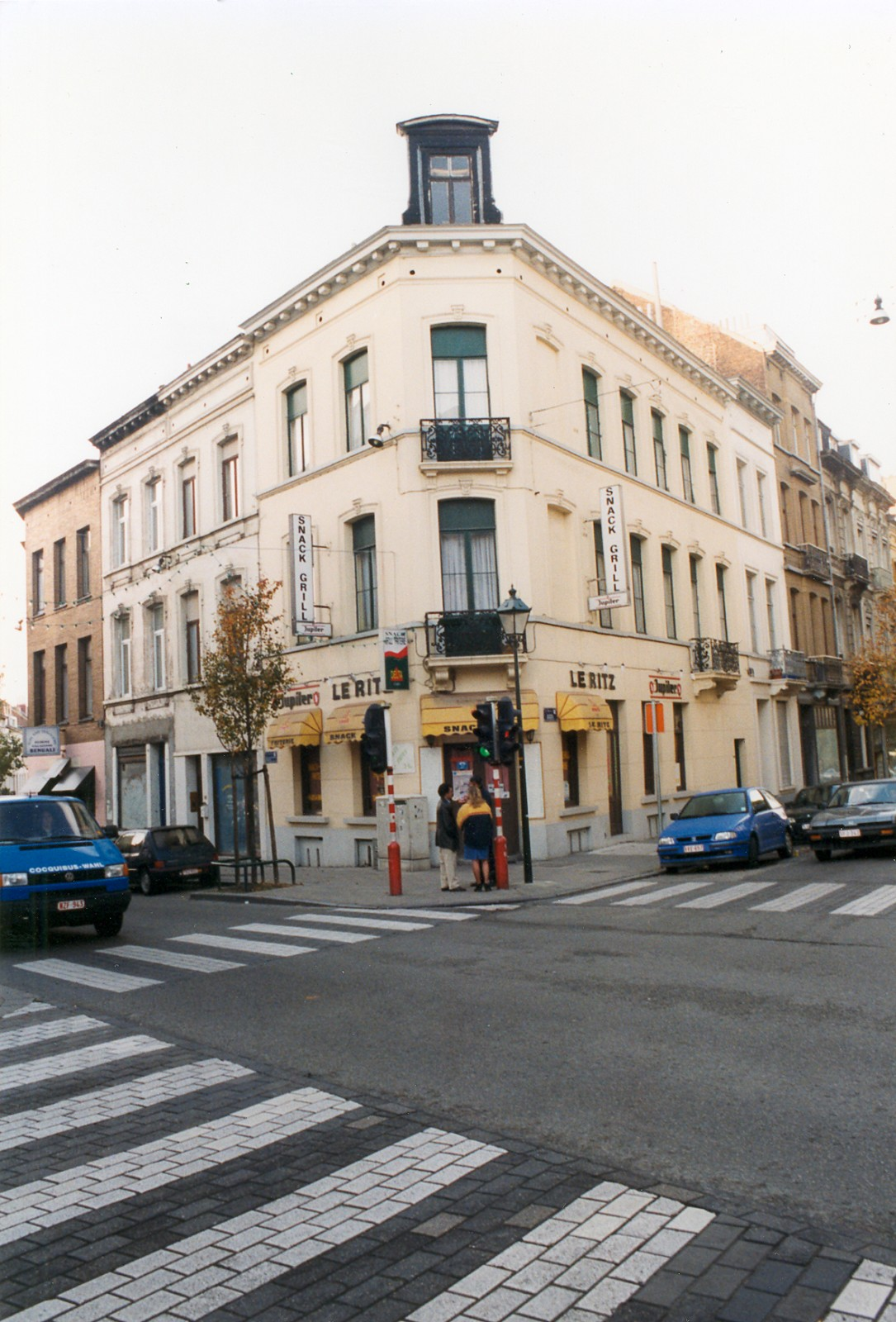 Rue Berckmans 140-140a., 1999