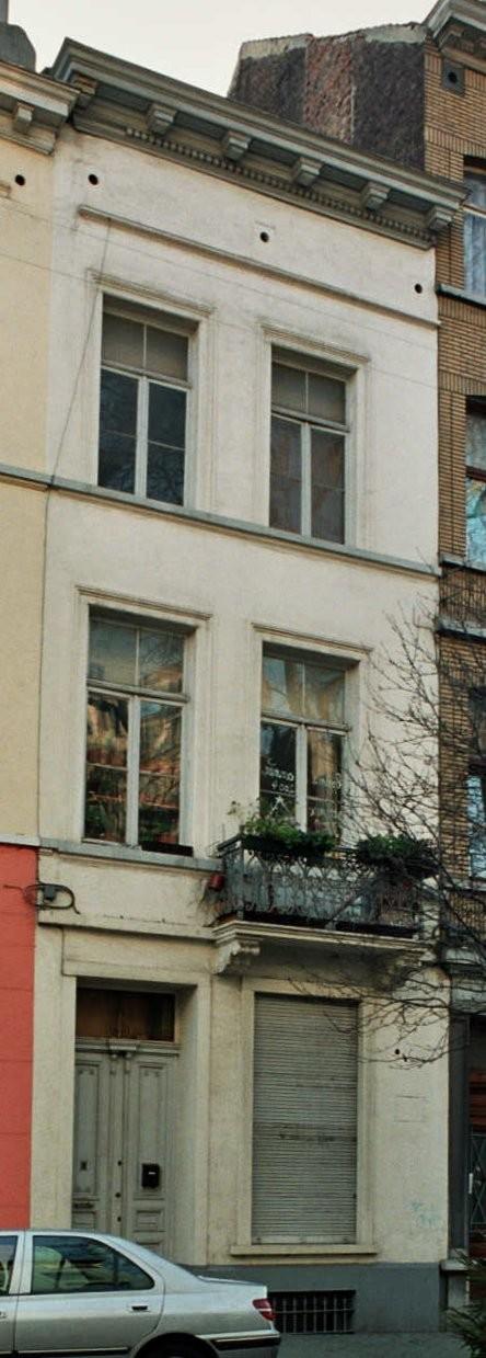 Rue Berckmans 142., 2004