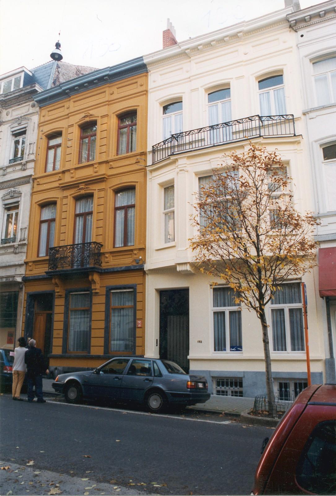 Berckmansstraat 150, 152., 1999