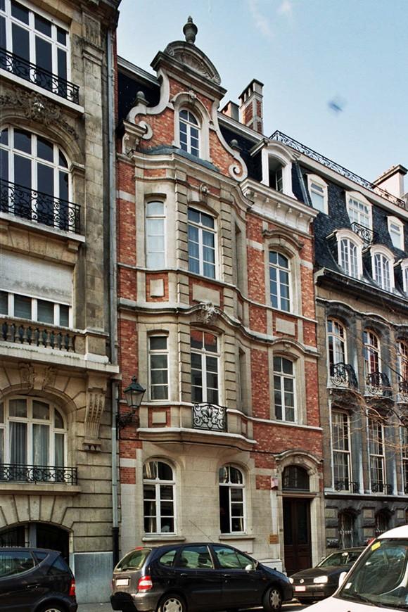 Rue Blanche 33., 2004