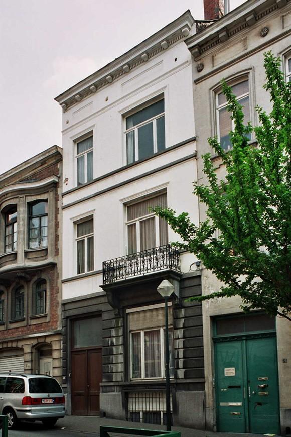 Rue de Bordeaux 23., 2004