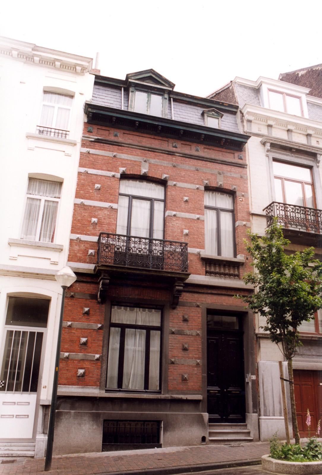 Rue de Bordeaux 42., 1999