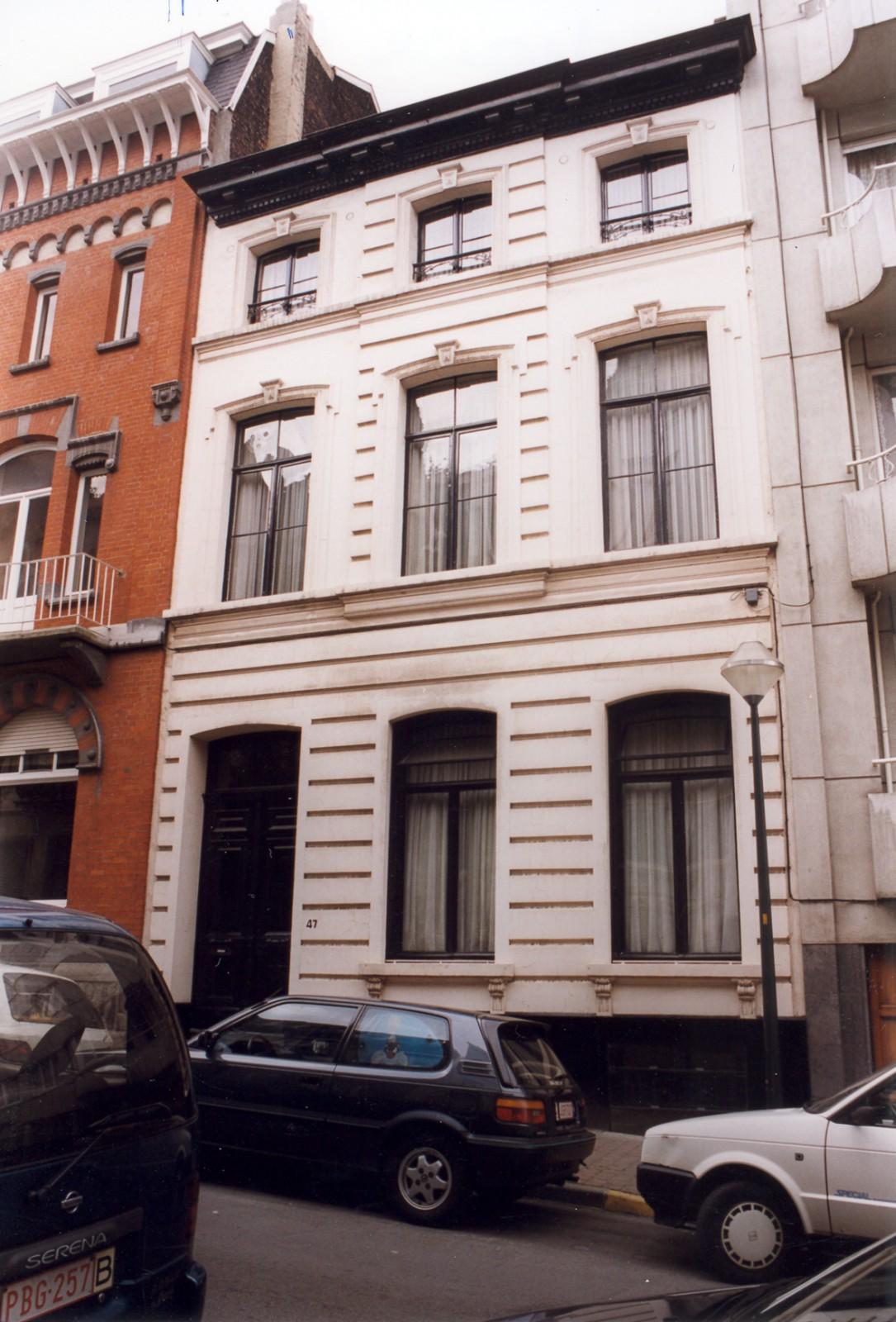 Rue de Bordeaux 47., 1999