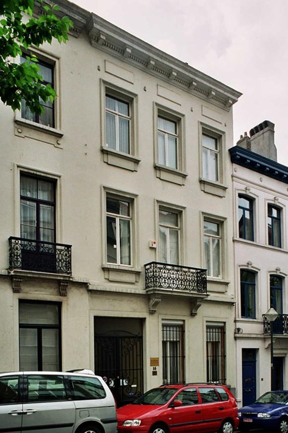 Rue de Bordeaux 55., 2004