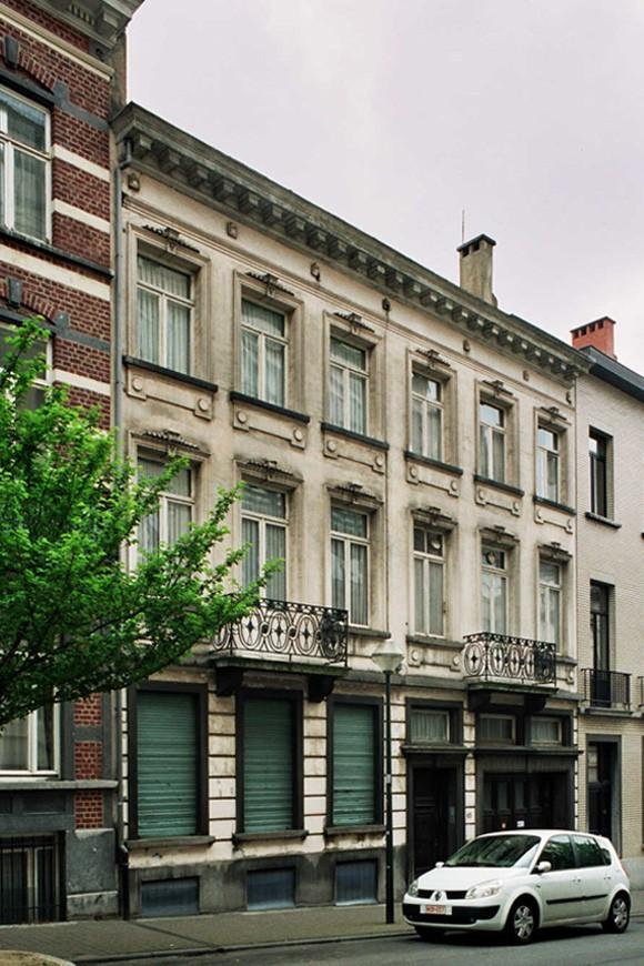 Rue de Bordeaux 61-63., 2004